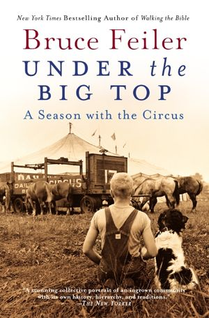 Under the Big Top book image