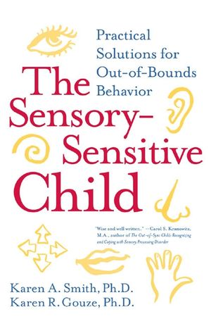 The Sensory-Sensitive Child book image