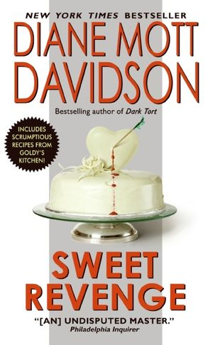 Sweet Revenge book image