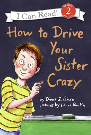 How to Drive Your Sister Crazy book image