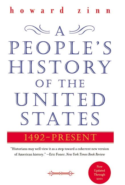 an analysis of a peoples history of the united states by howard zinn By analyzing how a people's history of the united state portrays class, i hope to  show that zinn's work overly generalizes the relationship.