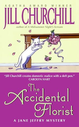 The Accidental Florist book image