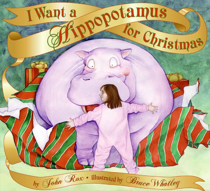 I want a hippopotamus for christmas gifts