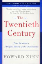The Twentieth Century Paperback  by Howard Zinn