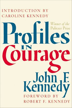 Profiles in Courage book image