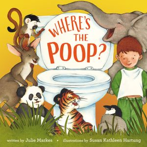 Where's the Poop? book image