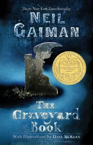 The Graveyard Book book image