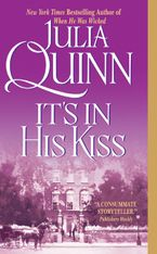 It's In His Kiss Paperback  by Julia Quinn