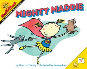 Mighty Maddie book image