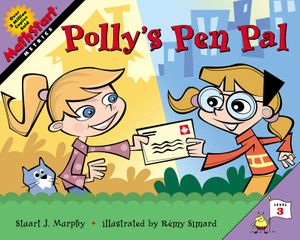 Polly's Pen Pal book image