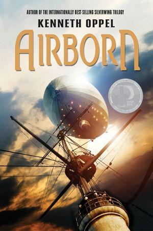 Airborn book image