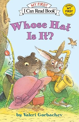 Whose Hat Is It? book image