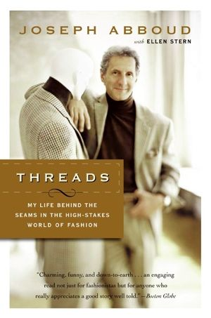 Threads book image