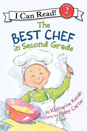 The Best Chef in Second Grade book image