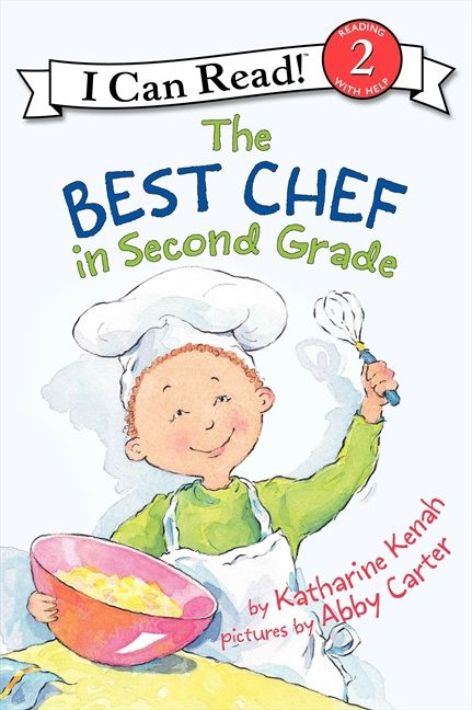 The Best Chef In Second Grade Katharine Kenah Paperback