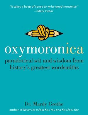 Oxymoronica book image