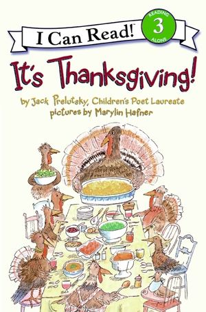 It's Thanksgiving! book image