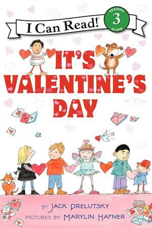 It's Valentine's Day book image