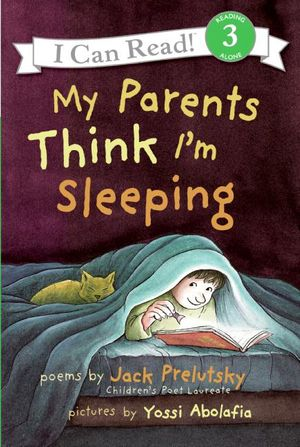 My Parents Think I'm Sleeping book image