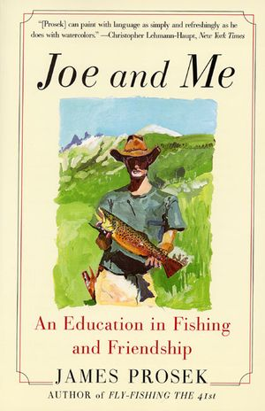 Joe and Me book image