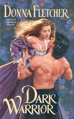 Dark Warrior Paperback  by Donna Fletcher