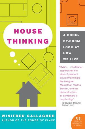 House Thinking book image