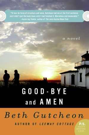 Good-bye and Amen book image