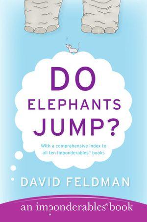 Do Elephants Jump? book image