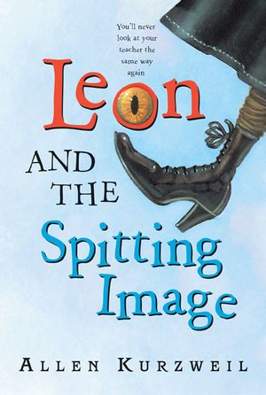 Leon and the Spitting Image book image