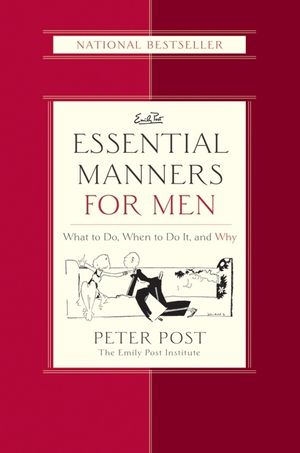 Essential Manners for Men book image