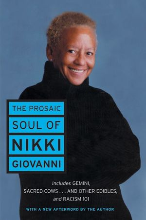 The Prosaic Soul of Nikki Giovanni book image