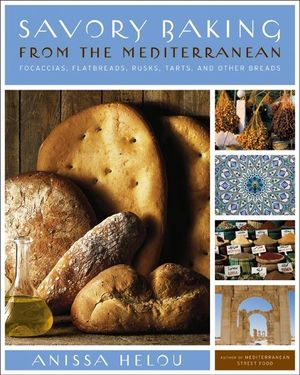 Savory Baking from the Mediterranean book image