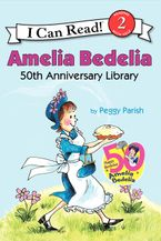 Amelia Bedelia 50th Anniversary Library