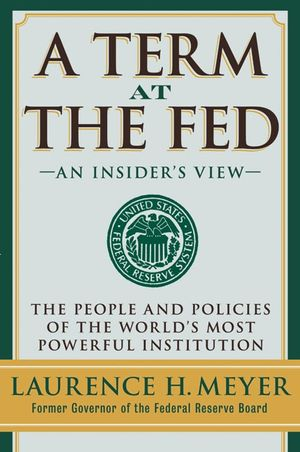 A Term at the Fed book image