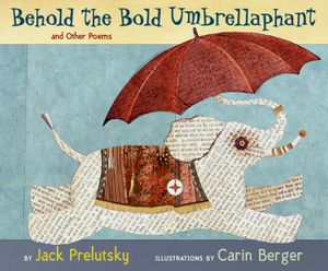 Behold the Bold Umbrellaphant book image