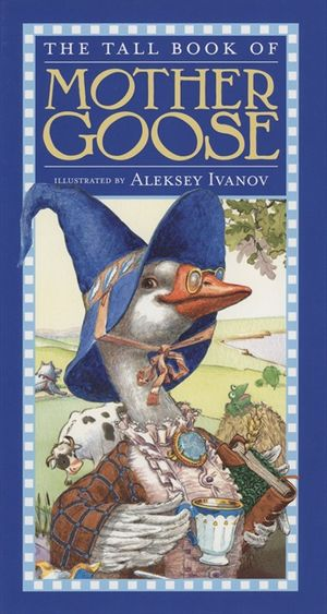 The Tall Book of Mother Goose book image