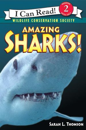 Amazing Sharks! book image