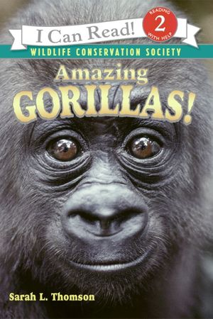 Amazing Gorillas! book image