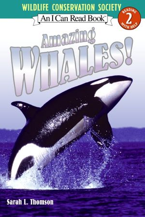 Amazing Whales! book image