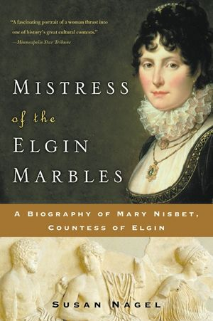 Mistress of the Elgin Marbles book image