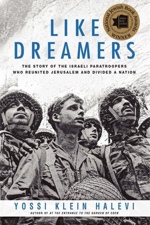 Like Dreamers book image