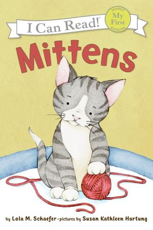 Mittens book image