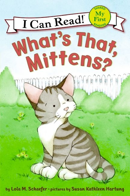 What S That Mittens Lola M Schaefer Paperback