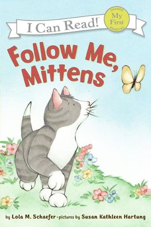 Follow Me, Mittens book image