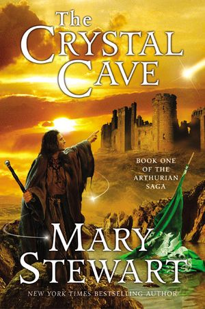 The Crystal Cave book image
