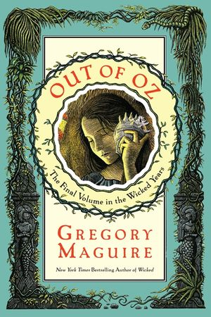 Out of Oz book image