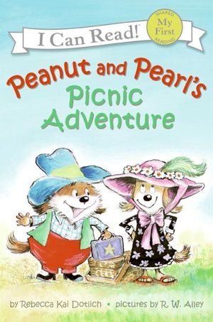 Peanut and Pearl's Picnic Adventure book image