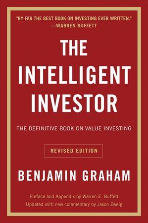 Book cover image: The Intelligent Investor Rev Ed.