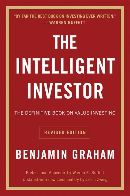 Book cover image: The Intelligent Investor Rev Ed.