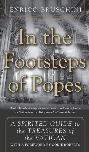 In the Footsteps of Popes book image